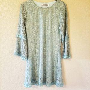 reckless angels Dresses - Reckless Angel light green lace dress